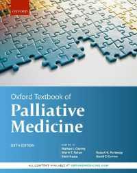 Oxford Textbook of Palliative Medicine -- 6TH