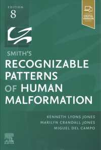 Smith's Recognizable Patterns of Human Malformation -- 8TH
