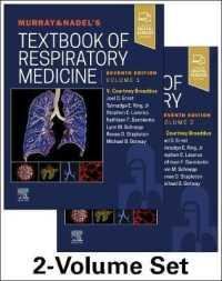 Murray & Nadel's Textbook of Respiratory Medicine Set (2-Volume Set)