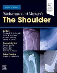 Rockwood and Matsen's the Shoulder -- 6TH