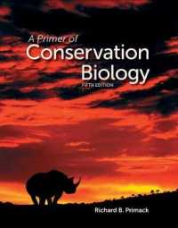an introduction to conservation biology primack pdf